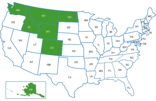 states attending Seattle summit