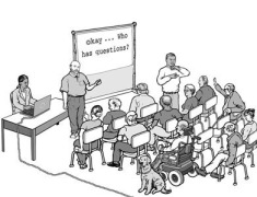 Accessible Meeting Image